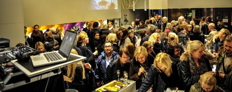 Offisiell åpning av Heyerdahl torsdag 25. oktober 2012
